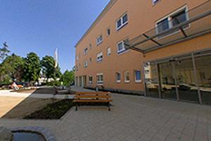 Pflegeheim Seniorenzentrum St. Clara  Illingen