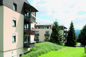 Pflegeheim ASB Pflegezentrum  Erich-Zürcher-Haus  Gernsbach