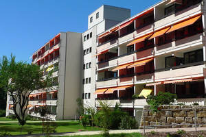 Pflegeheim KWA Parkstift Rosenau Konstanz