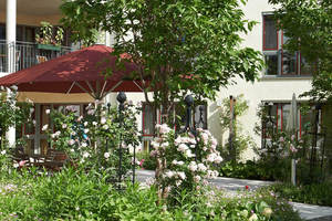 Pflegeheim KWA Luise-Kiesselbach-Haus München
