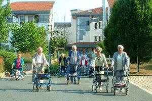 Pflegeheim BRK-Haus für Betreuung und Pflege Ebersdorf