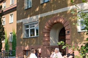 Pflegeheim Stiftung Mittelfränkisches Blindenheim Nürnberg