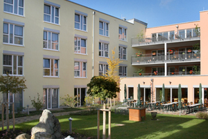 Pflegeheim CASA REHA Seniorenpflegeheim »Am Schäfflerbach« Augsburg