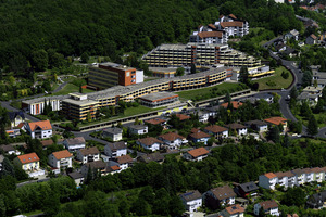 Pflegeheim AWO Seniorenresidenz Parkwohnstift gGmbH Bad Kissingen