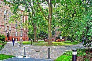 Pflegeheim ProCurand Seniorendomizil Wilhelm-Stift am Schlosspark Charlottenburg Berlin-Charlottenburg