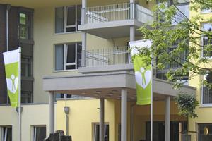 Pflegeheim CASA REHA Seniorenpflegeheim »Ernestinenhof« Essen-Stoppenberg