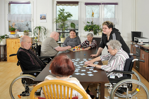 Pflegeheim Senioren-Wohngemeinschaft Buch Berlin-Pankow