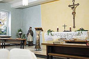 Pflegeheim Clementine-von-Wallmenich-Haus Wohn-und Pflegezentrum Schwesternschaft Bayerisches Rotes Kreuz Amberg