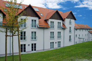 Pflegeheim AZURIT Pflegezentrum Blankenburg Blankenburg