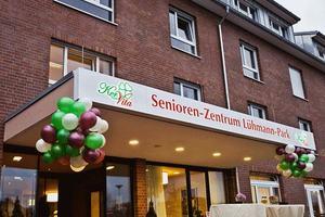 Pflegeheim KerVita Senioren-Zentrum Lühmann-Park Henstedt-Ulzburg