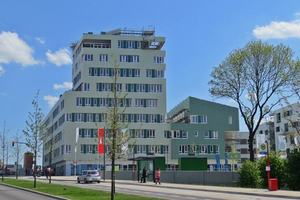Pflegeheim KerVita Senioren-Zentrum Am Inselpark Hamburg