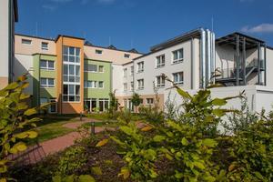Pflegeheim Vitalis Seniorenpflege Haus Hieronymus Nackenheim