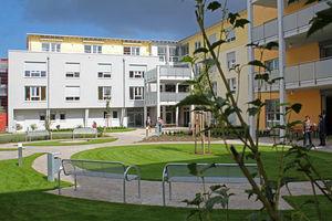 Pflegeheim Seniorenzentrum Haus Priska  Dieburg