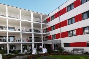 Pflegeheim BRK Haus Hildegard von Bingen Regensburg