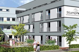 Pflegeheim Seniorenzentrum Stumpfwiese Unterhaching