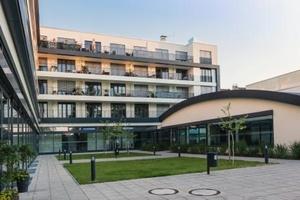 Pflegeheim Johanniter Quartier Betreutes Wohnen und Senioren-Wohngemeinschaft Potsdam