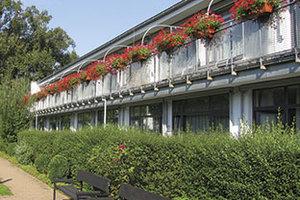 Pflegeheim Seniorenzentrum Grünhof im Park Frankfurt
