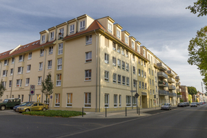 Pflegeheim Senioren-Residenz An der Lehmgasse Frankfurt/Oder