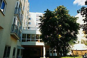 Pflegeheim Pro Seniore Residenz Vis à Vis der Hackeschen Höfe Berlin-Mitte