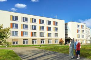 Pflegeheim Wohn- u. Pflegezentrum Havelland GmbH Nauen